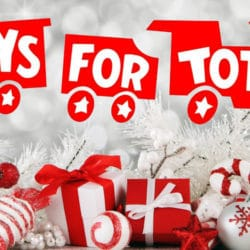 self storage donations for toys for tots